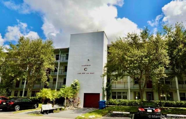 1401 SW 134th Way, Pembroke Pines, FL 33027 (MLS #A10760524) :: GK Realty Group LLC