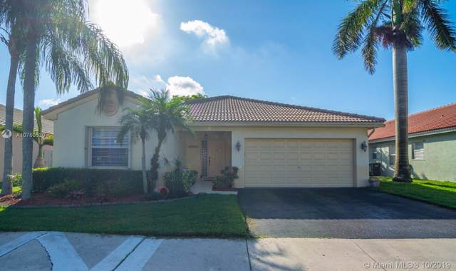 12564 NW 10th Pl, Sunrise, FL 33323 (MLS #A10760530) :: Berkshire Hathaway HomeServices EWM Realty