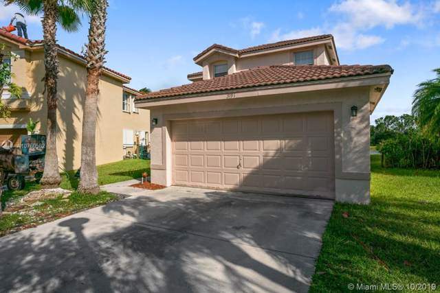 3191 SW 176th Way, Miramar, FL 33029 (MLS #A10760562) :: RE/MAX Presidential Real Estate Group