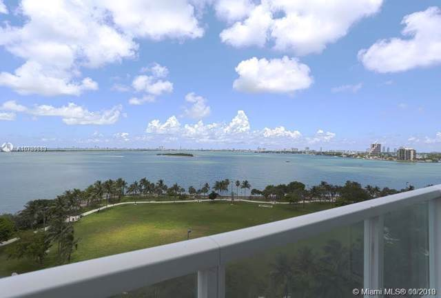 1900 N Bayshore Dr #1006, Miami, FL 33132 (MLS #A10760583) :: Green Realty Properties