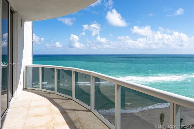 15811 Collins Ave #1002, Sunny Isles Beach, FL 33160 (#A10760630) :: Real Estate Authority