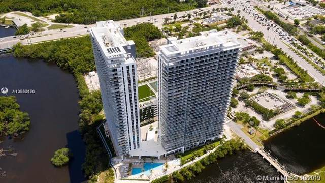 16385 NE Biscayne Blvd #707, North Miami Beach, FL 33160 (MLS #A10760676) :: The Riley Smith Group