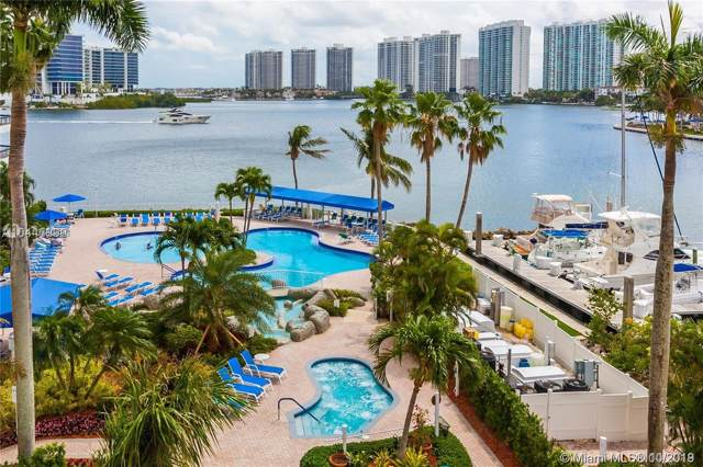 3530 Mystic Pointe Dr #2804, Aventura, FL 33180 (MLS #A10760686) :: RE/MAX Presidential Real Estate Group