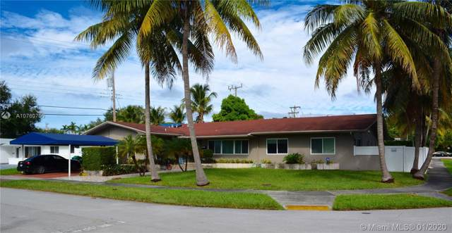 2135 NE 198th Terrace, Miami, FL 33179 (MLS #A10760700) :: Albert Garcia Team