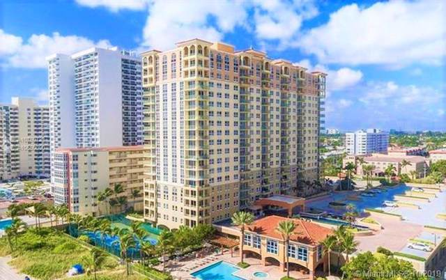 2080 S Ocean Dr #1510, Hallandale, FL 33009 (MLS #A10760733) :: RE/MAX Presidential Real Estate Group