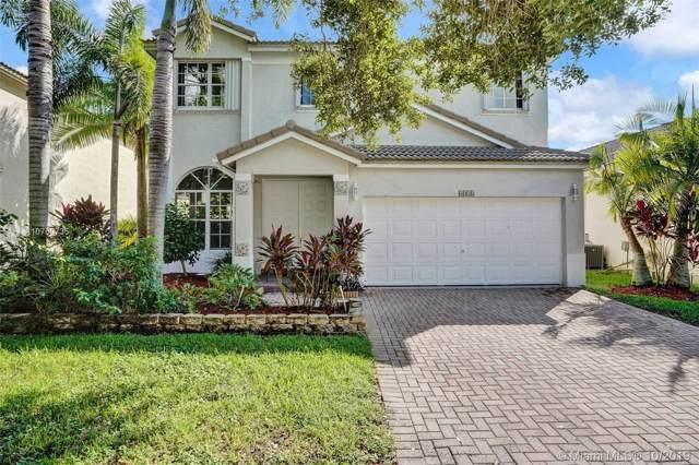 4016 Turquoise Trl, Weston, FL 33331 (#A10760735) :: Real Estate Authority