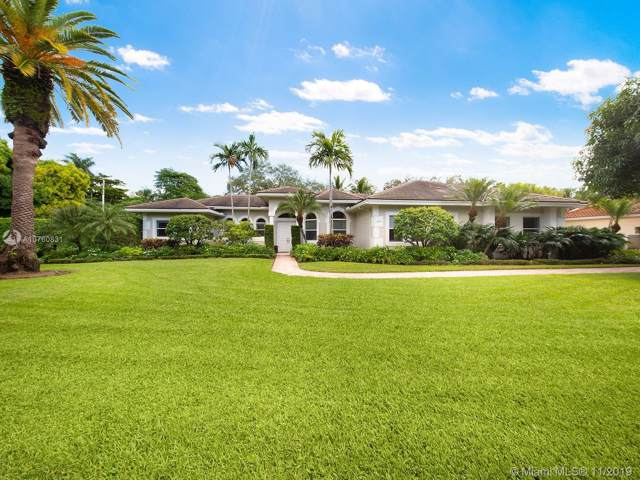 9405 SW 68th Ct, Pinecrest, FL 33156 (MLS #A10760831) :: The Adrian Foley Group