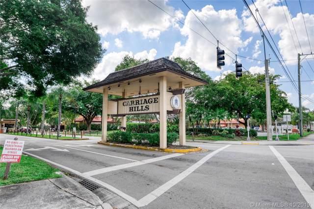100 Berkley Road #112, Hollywood, FL 33024 (MLS #A10760846) :: RE/MAX Presidential Real Estate Group