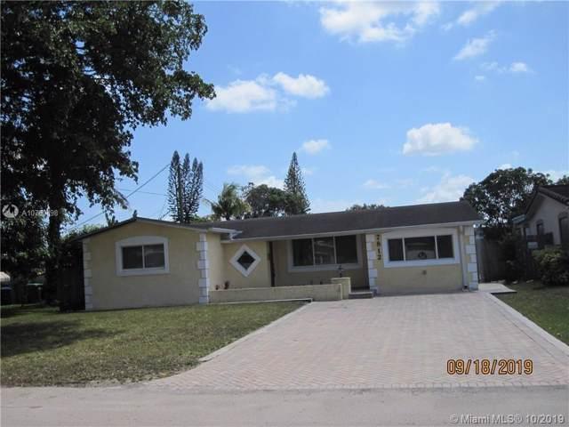 7812 Biltmore Blvd, Miramar, FL 33023 (MLS #A10760898) :: RE/MAX Presidential Real Estate Group