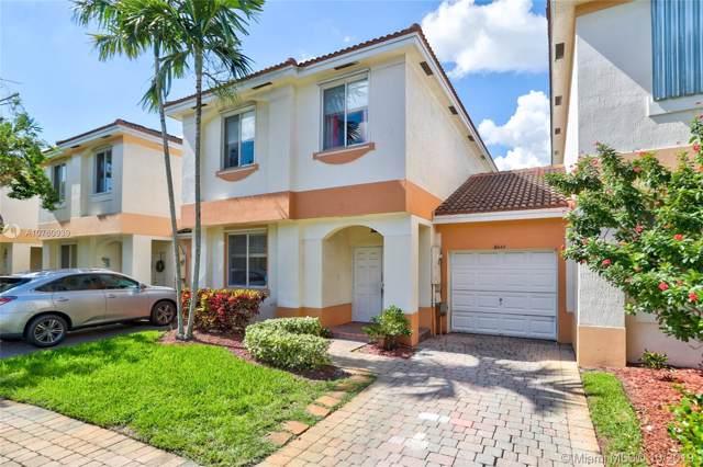 6645 Hidden Cove Dr 3-7, Davie, FL 33314 (MLS #A10760939) :: Green Realty Properties