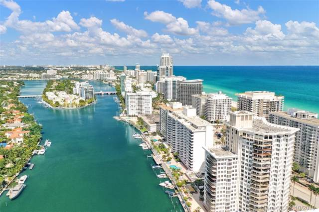 5700 Collins Ave 5L, Miami Beach, FL 33140 (MLS #A10760947) :: Albert Garcia Team