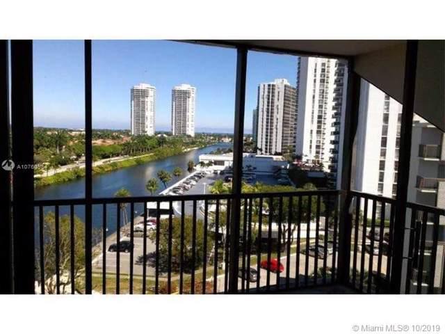 3475 N Country Club Dr #816, Aventura, FL 33180 (MLS #A10760984) :: Lucido Global