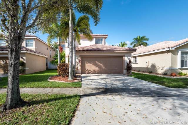 3152 SW 176th Way, Miramar, FL 33029 (MLS #A10760985) :: The Jack Coden Group