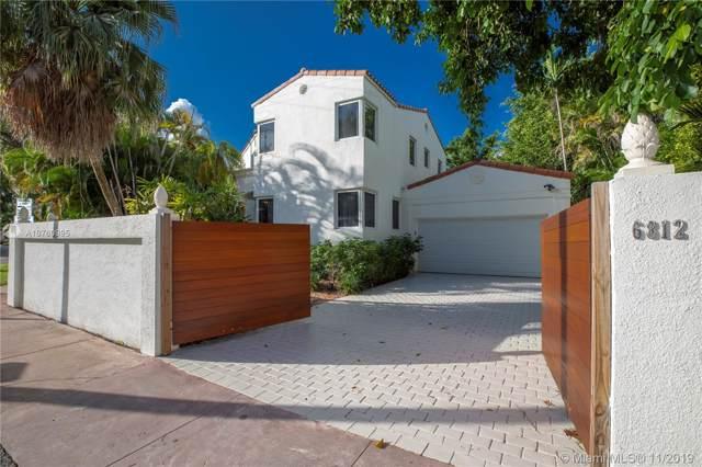 6812 San Vicente St, Coral Gables, FL 33146 (MLS #A10760995) :: Albert Garcia Team