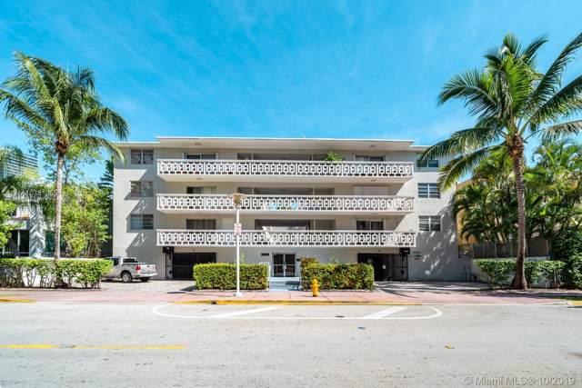 1725 James Ave #17, Miami Beach, FL 33139 (MLS #A10761055) :: Albert Garcia Team