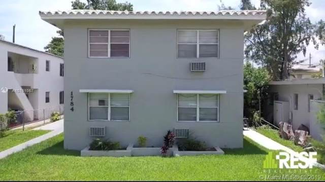 1784 Marseille Dr #1, Miami Beach, FL 33141 (MLS #A10761067) :: Albert Garcia Team