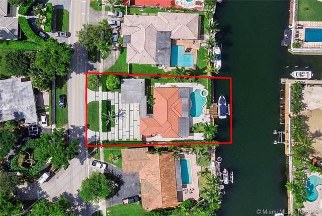 2115 Keystone Blvd, North Miami, FL 33181 (MLS #A10761072) :: GK Realty Group LLC