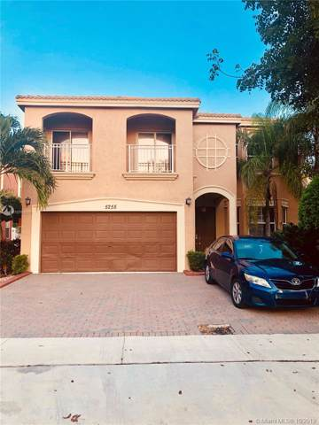 5255 SW 159th Ave, Miramar, FL 33027 (MLS #A10761075) :: RE/MAX Presidential Real Estate Group