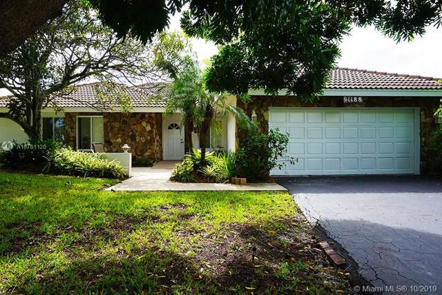 11188 NW 5th Mnr, Coral Springs, FL 33071 (MLS #A10761120) :: GK Realty Group LLC