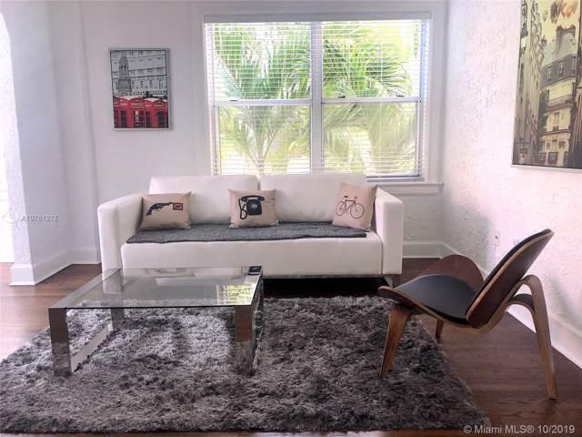 900 16th St #204, Miami Beach, FL 33139 (MLS #A10761217) :: The Paiz Group