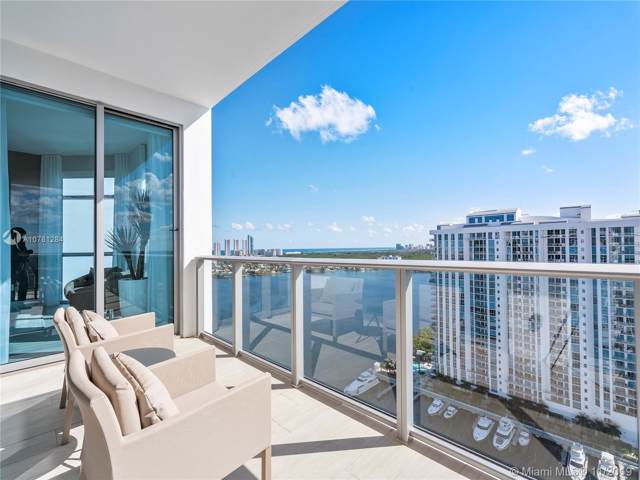 17301 Biscayne Blvd L-Ph-1, North Miami Beach, FL 33160 (MLS #A10761284) :: The Riley Smith Group