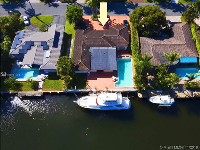 110 Fiesta Way, Fort Lauderdale, FL 33301 (MLS #A10761303) :: The Jack Coden Group