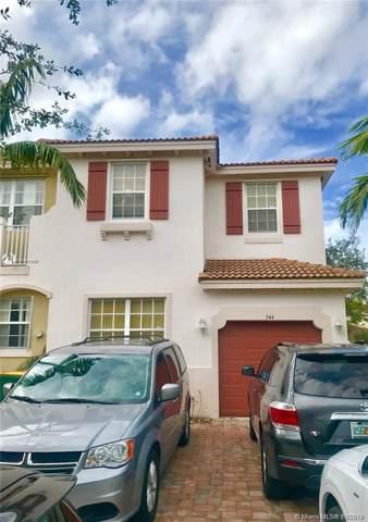 544 NE 21st Ave #544, Homestead, FL 33033 (MLS #A10761400) :: Berkshire Hathaway HomeServices EWM Realty