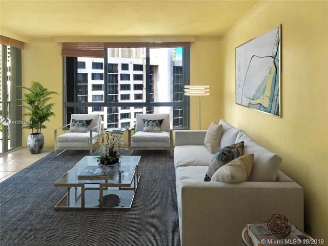 520 Brickell Key Dr A1600, Miami, FL 33131 (MLS #A10761431) :: ONE | Sotheby's International Realty