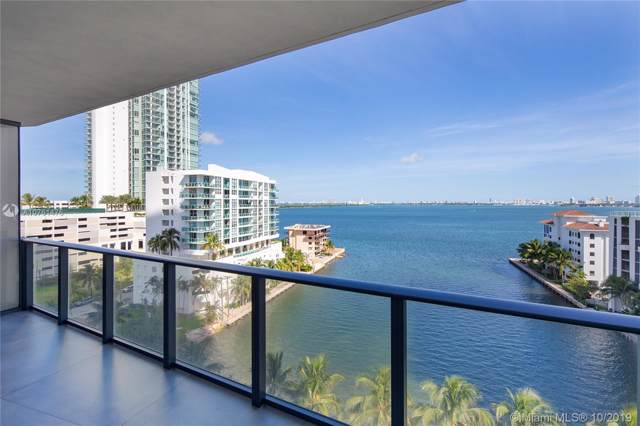 460 NE 28th St #805, Miami, FL 33137 (MLS #A10761476) :: Berkshire Hathaway HomeServices EWM Realty