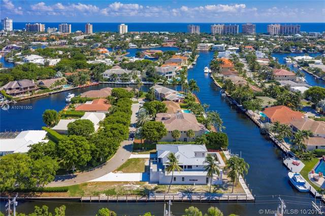26 S Compass Dr, Fort Lauderdale, FL 33308 (MLS #A10761500) :: Green Realty Properties