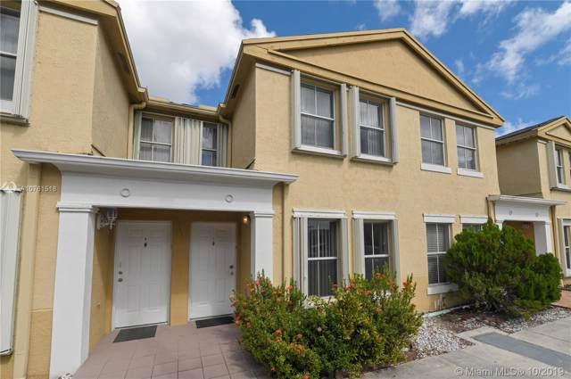 9193 SW Fontainebleau Blvd #204, Miami, FL 33172 (MLS #A10761518) :: Miami Villa Group