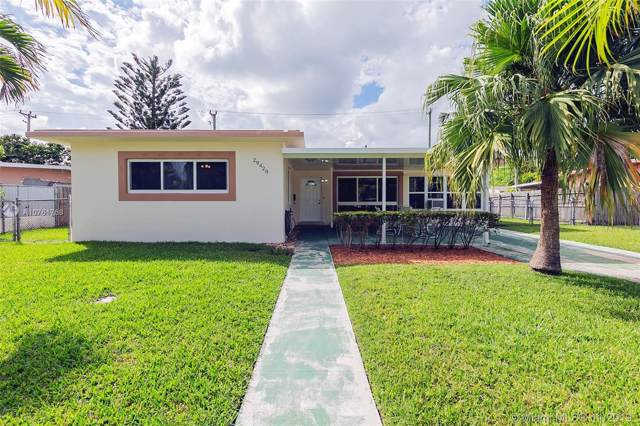29420 SW 147th Ave, Homestead, FL 33033 (MLS #A10761768) :: Berkshire Hathaway HomeServices EWM Realty