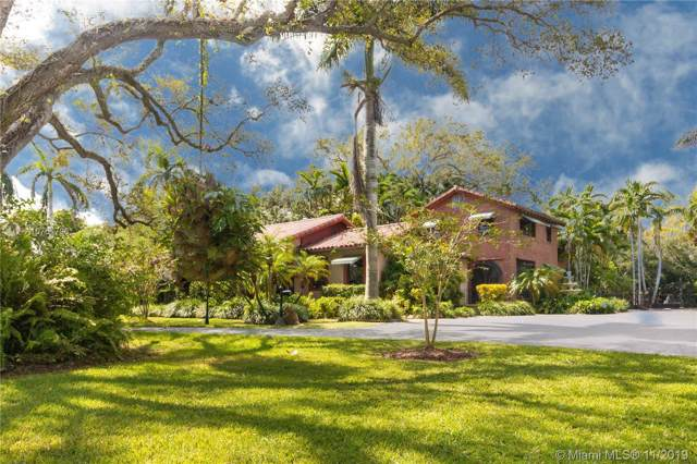 11220 SW 57th Ct, Pinecrest, FL 33156 (MLS #A10761798) :: Green Realty Properties