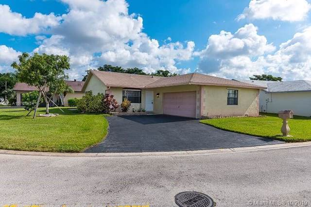 7606 NW 88 Circle, Tamarac, FL 33321 (MLS #A10761834) :: Castelli Real Estate Services