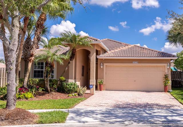 16728 NW 12th Ct, Pembroke Pines, FL 33028 (MLS #A10761862) :: United Realty Group