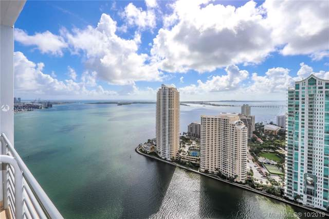 335 S Biscayne Blvd #4201, Miami, FL 33131 (MLS #A10762011) :: The Jack Coden Group
