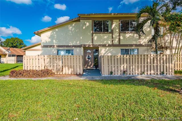 10875 NW 29th Mnr #2, Sunrise, FL 33322 (MLS #A10762121) :: Berkshire Hathaway HomeServices EWM Realty