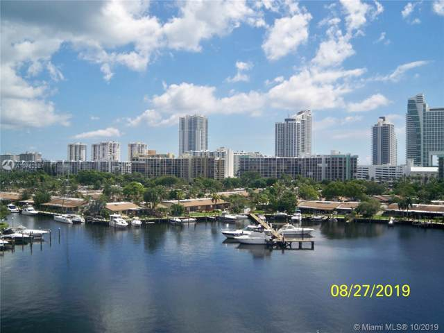 300 Three Islands Blvd #107, Hallandale, FL 33009 (MLS #A10762387) :: RE/MAX Presidential Real Estate Group