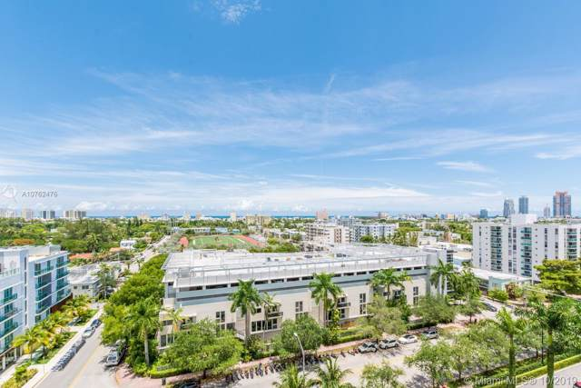 1200 West Ave #1007, Miami Beach, FL 33139 (MLS #A10762476) :: Green Realty Properties