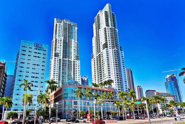 253 NE 2nd St 3402/03, Miami, FL 33132 (MLS #A10762573) :: Green Realty Properties