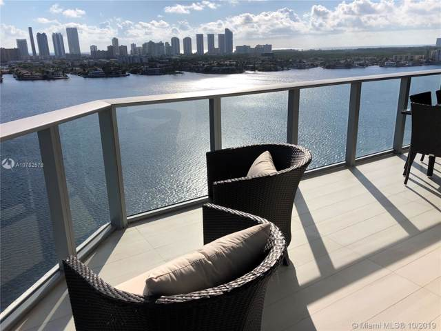 17301 Biscayne Blvd #1710, Aventura, FL 33160 (MLS #A10762578) :: The Riley Smith Group
