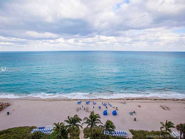 17375 Collins Ave #1208, Sunny Isles Beach, FL 33160 (MLS #A10762686) :: The Teri Arbogast Team at Keller Williams Partners SW