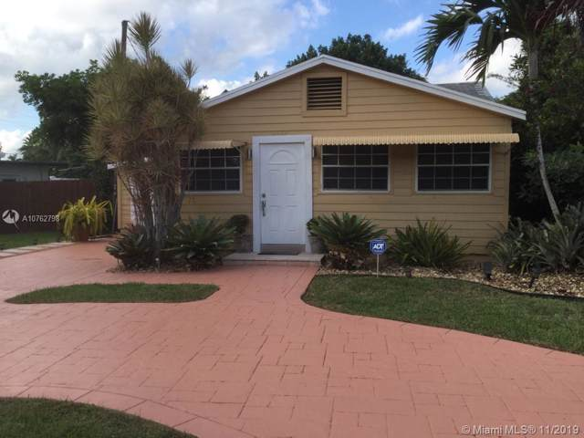 5859 Garfield St, Hollywood, FL 33021 (MLS #A10762798) :: The Paiz Group