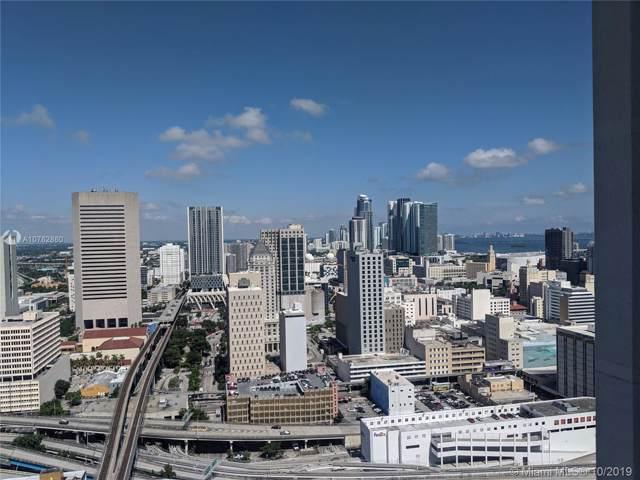 90 SW 3rd St #3607, Miami, FL 33130 (MLS #A10762860) :: The Adrian Foley Group