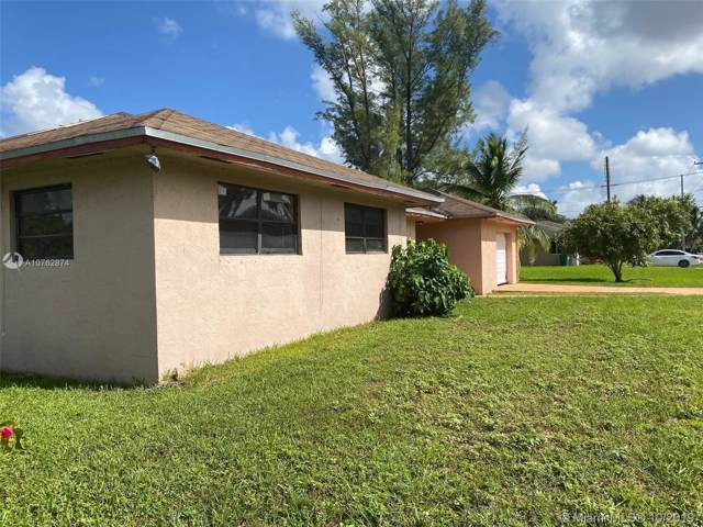 1725 NW 179 St, Miami Gardens, FL 33056 (MLS #A10762874) :: Lucido Global