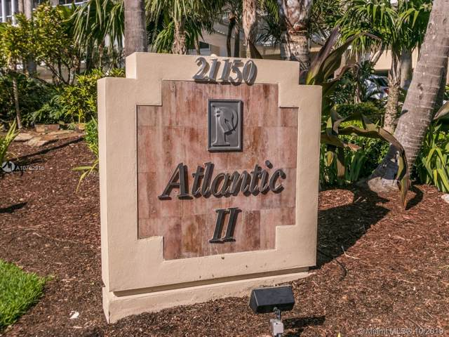 21150 Point Place #2301, Aventura, FL 33180 (MLS #A10762916) :: RE/MAX Presidential Real Estate Group