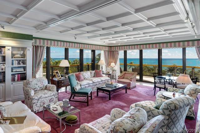 9999 Collins Ave 5C, Bal Harbour, FL 33154 (MLS #A10762981) :: Castelli Real Estate Services