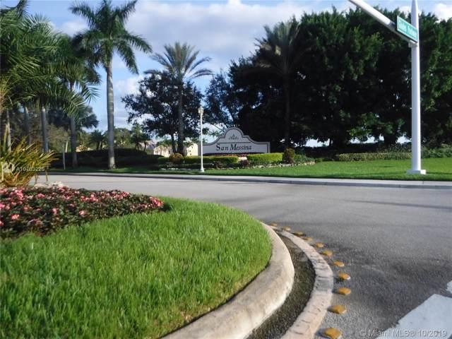 1705 Salerno Cir, Weston, FL 33327 (MLS #A10763226) :: Green Realty Properties