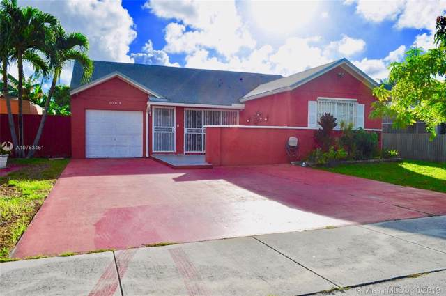 20309 NW 35th Ave, Miami Gardens, FL 33056 (MLS #A10763461) :: Berkshire Hathaway HomeServices EWM Realty