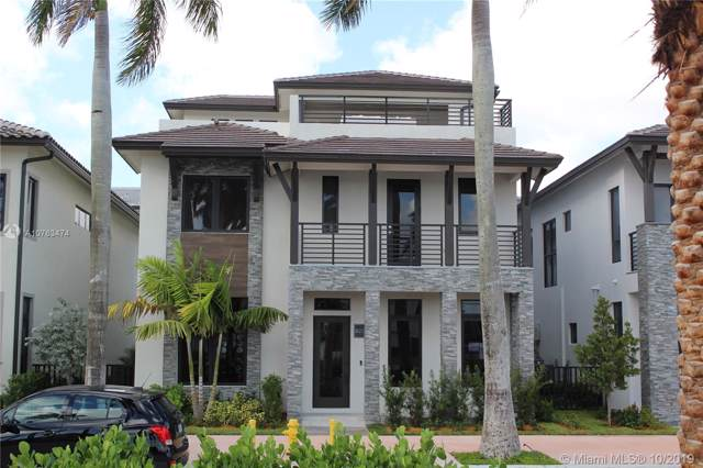 8215 Central Park Blvd., Doral, FL 33166 (MLS #A10763474) :: Miami Villa Group